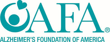 National Alzheimer's Foundation of America Logo